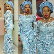Beautiful Nigerian Aso Ebi Styles For Wedding Guests Youtube