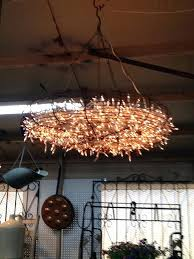 pictures gallery of interesting outdoor chandelier how to make a candle diy cha