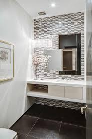powder room lighting. A Beautiful Crystal Linear Light Like The Schonbek Quantum Puts New Spin On Powder Room Lighting M