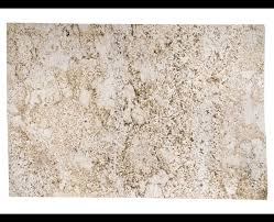antico cream granite features a warm white background with gold and brown flecks and just a touch of shimmery flecks adding elegance and drama