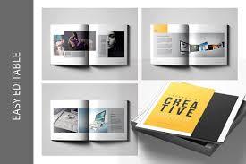 Graphic Design Print Portfolio Graphic Design Portfolio Template By Top Design On