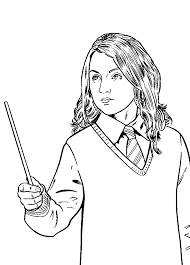 Small Picture Harry Potter Coloring Pages GetColoringPagescom