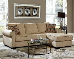 Sectional Sofas In Living Rooms Radar Sand 2 Pc Sectional Sofa Living Rooms American Freight