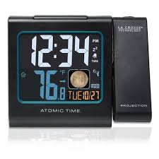 sharp projection alarm clock. temperature display sharp projection alarm clock p