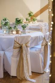 chair covers. hessian lace chair covers pretty natural rustic woodland wedding http://riamishaal.com \