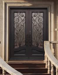 wrought iron exterior doors. Sh-10 Wrought Iron Exterior Doors I