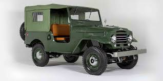 Original 1950s Land Cruiser