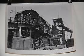 A. Aubrey Bodine Signed Railroad Photo | #1537611377