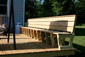 Ana White  Large Porch Bench  Alaska Lake Cabin  DIY ProjectsPlans For Building A Bench