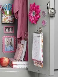 25 diy locker decor ideas for more cooler look