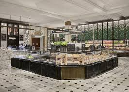 Harrods Design Studio Harrods Fresh Market Hall David Collins Studio Fresh