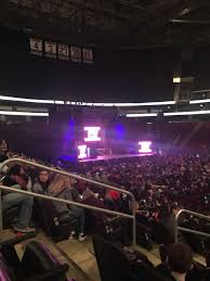 Prudential Center Seating Chart Bruno Mars Prudential Center Section 20 Home Of New Jersey Devils