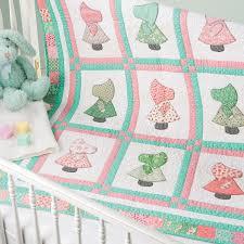 GO! Sunny Sue Baby Quilt Pattern  AccuQuilt  & Sunny Sue Baby Quilt (PQ141359-3) Adamdwight.com