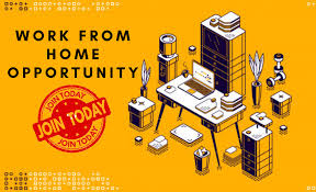 WORK FROM HOME OPPORTUNITY JOIN TODAY
