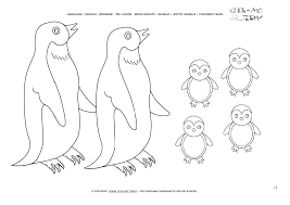 Penguins To Color Baby Penguin Coloring Page Penguins Love Colors