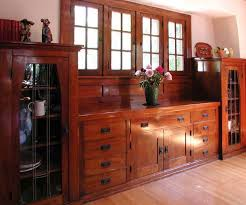 furniture for craftsman style home. dining room a sylvanus marston craftsman style house 1185 n marengo avenue pasadena furniture for home
