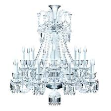 chandeliers 18 light chandelier zenith by baccarat of style selections starburst