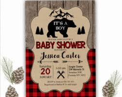 Camping Baby Shower Theme Archives  I Heart To PartyCamping Themed Baby Shower Invitations