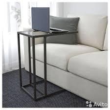 Столик <b>Витше</b> (<b>Икеа</b>) придиванный/ноутбучный— фотография №2