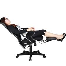 office reclining chair. Computer Chair Home Office Ergonomic Reclining Recliner Network 9009A Swivel Chairs Leisure-in Living Room From Furniture On