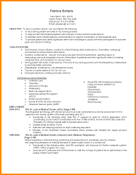 88 Sample Telemetry Nurse Resume New Grad Nursing Resume