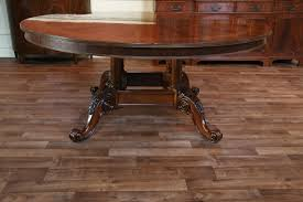 high end dining tables antique tiger oak room chairs 72 round table mahogany furniture