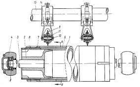Реферат Продольно резательный станок производительностью т  к которому верхние дисковые ножи прижимаются пружинами или пневматическим устройством