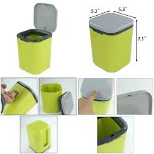 countertop garbage ring can lovely trash under counter cabinet container architecture alabaster square extra small wastebasket countertop garbage