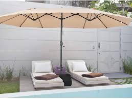 best patio umbrellas for your outdoor