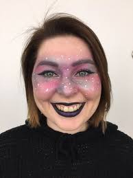 face paint doesn t need to be plicated sometimes you can use the