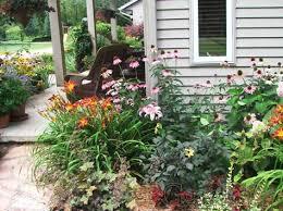 Small Picture Garden Ideas Zone 5 Zone Perennials Perennial Garden Ideas Front