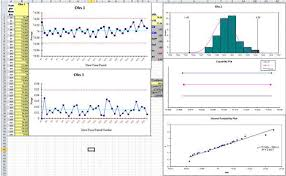 Real Time Spc Gages And Interfaces Excel Spc Add In
