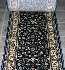 148672 radici castello 148672 traditional 25 inch runner navy