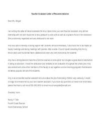Example Of Letter Of Recommendation | Nfcnbarroom.com