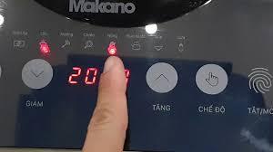 Review bếp hồng ngoại chính hãng Makano - Bảo hành 2 năm - giá 700.000đ -  YouTube