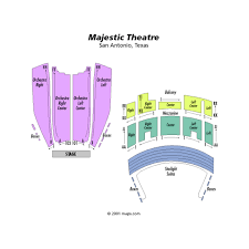 Majestic Theatre San Antonio Tx Seating Chart Majestic Theatre San Antonio Events And Concerts In San