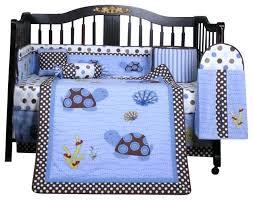 sea turtle crib bedding set contemporary baby geenny boutique 13pcs