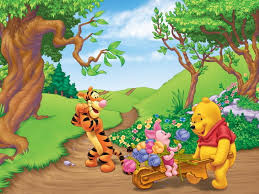 Winnie the Pooh Background Wallpapers | WIN10 THEMES