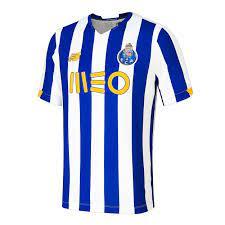 FC Porto Trikot 2020-21