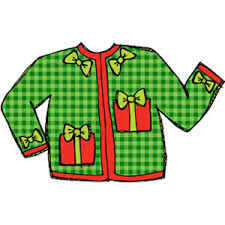 Image result for christmas sweater cartoon images