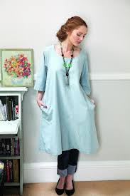 Smock Dress Pattern