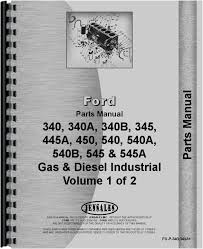 Ford Tractor 340b Ignition Wiring Ford 8N Ignition Wiring Diagram