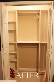 13 Storage Ideas To Save Your Space  Organizations Organizing Ikea Closet Organizer Hack