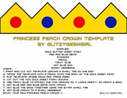omglitzy tutorial princess peach crown but it s