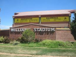williams broncbuster baseball stadium at garden city community college