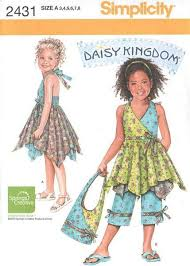 Daisy Kingdom Patterns
