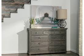 sinclair grey dresser  living spaces