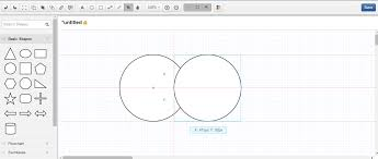 Create Venn Diagram Online How To Create A Venn Diagram Online Tip Dottech