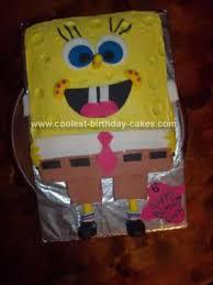 Coolest Spongebob Cake Design 210