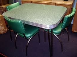 great 1950 kitchen table and chairs